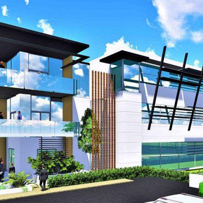 Building #8